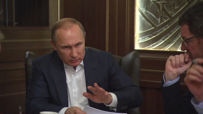 World would be more balanced if Russia asserted national interests from outset – Putin