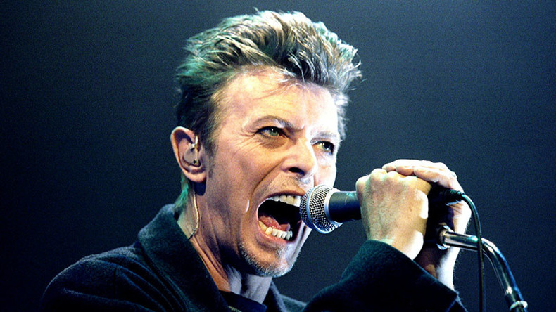 Rock legend David Bowie dies aged 69 after long battle with cancer