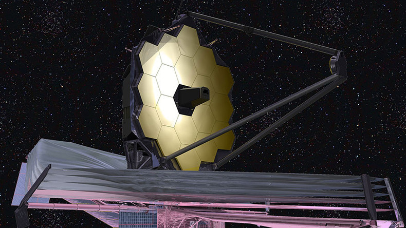 Gigantic new stargazer size of 2 tennis courts to seek new 'Earth' in universe