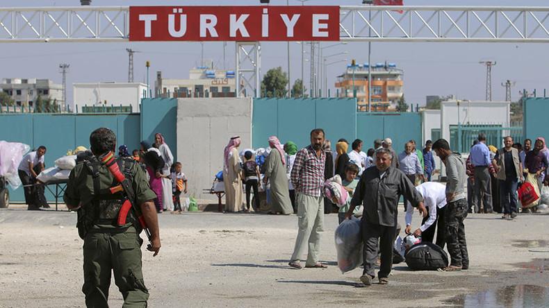 ISIS ran major crossing operation through Turkey-Syria border, seized docs reveal – report