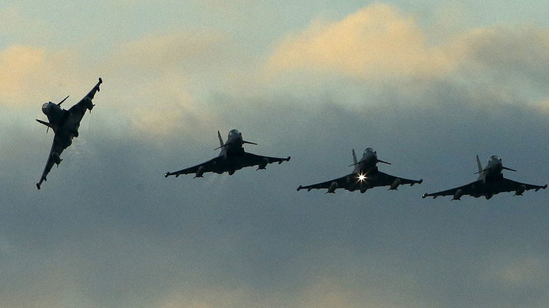 Britain uses Brimstone missiles on ISIS targets in Syria for first time