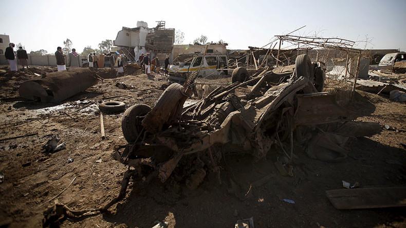 Yemen: A very British war