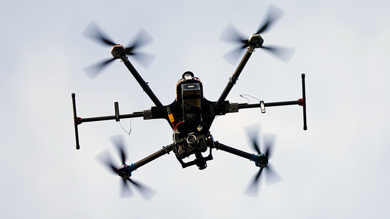 Terrorists could use bomb-loaded drones to attack PM's car – Oxford study
