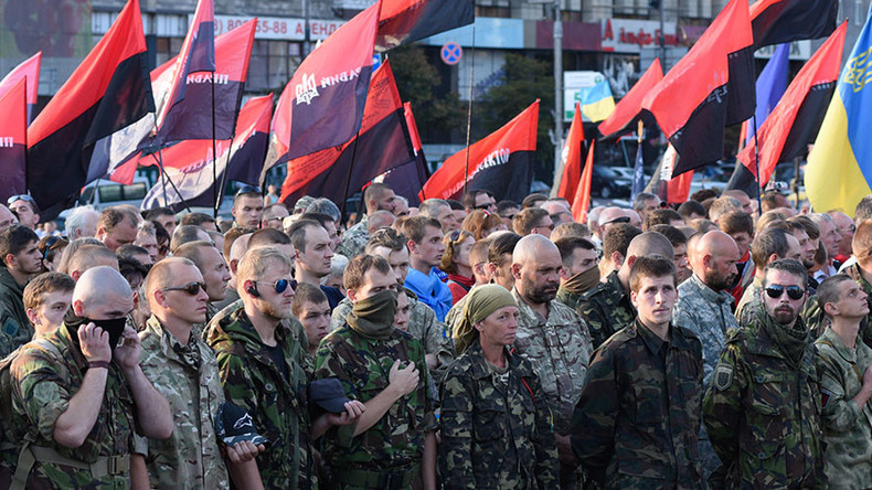 Will EU turn blind eye to Kiev's Nazi-style rhetoric on Russia?