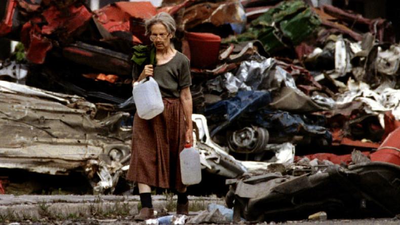 From Sarajevo to Madaya: Starvation as propaganda