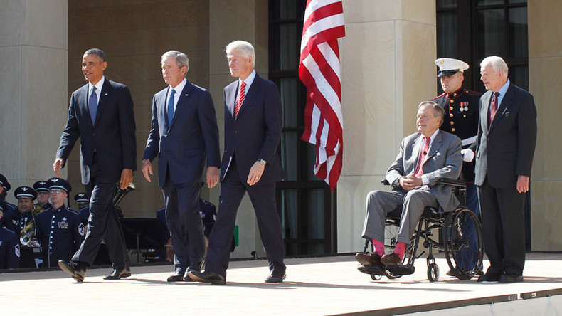 House approves pension cut for 'millionaire' former presidents