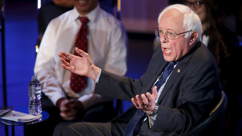 Bernie gains double-digit lead on Hillary in New Hampshire – poll
