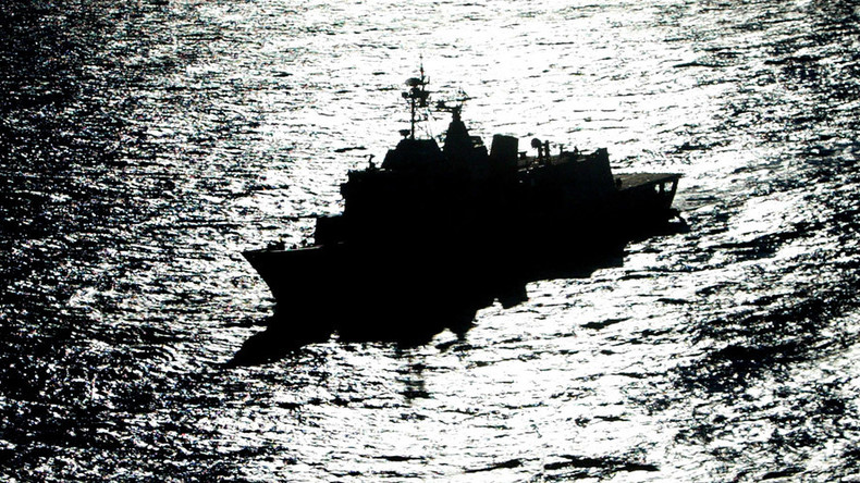 Two US Navy boats in Iranian custody - Pentagon