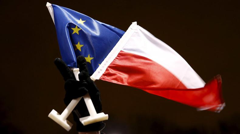 EU starts democracy breach probe into Poland's new laws