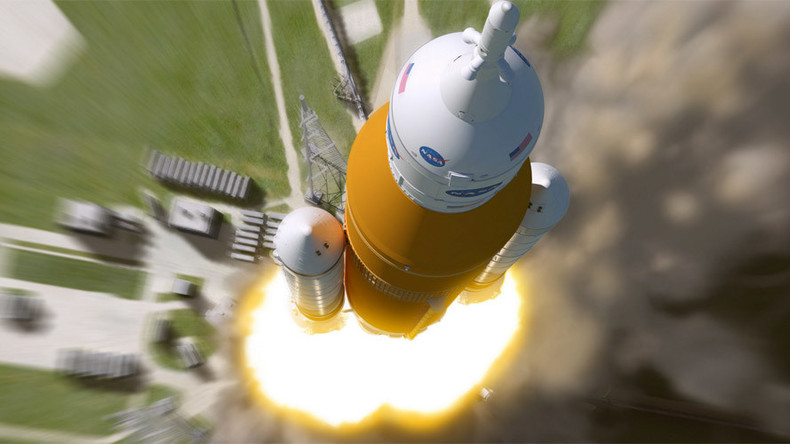 Up in the air: NASA still doesn't know where to send its Space Launch System