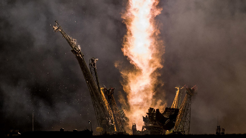 Russia to develop methane-powered rocket engine – report