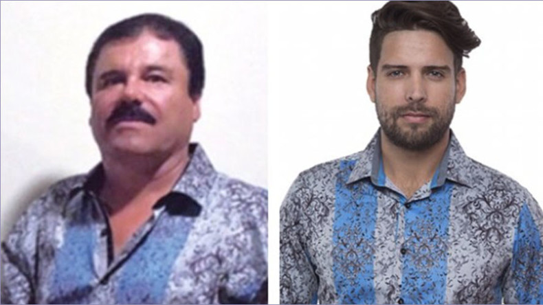 Get Shirty: LA designers cash in on El Chapo druglord fashion craze