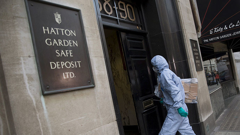 3 Hatton Garden suspects found guilty of 'largest burglary in English history'