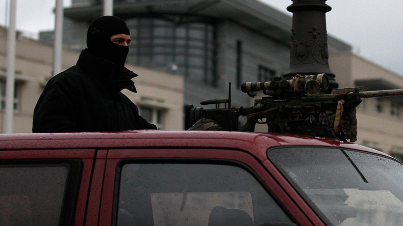 Germany 'prime target' for Paris-style terrorist attacks, admits leaked government report