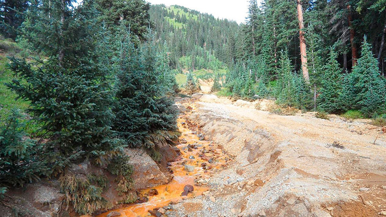 New Mexico planning to sue the US government over toxic Colorado mine spill