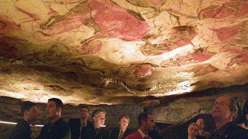 Paleolithic price tag: Spain auctions off visits to fragile Altamira cave paintings