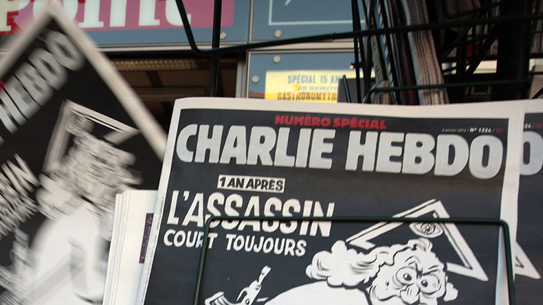 Russian activists propose international boycott of Charlie Hebdo