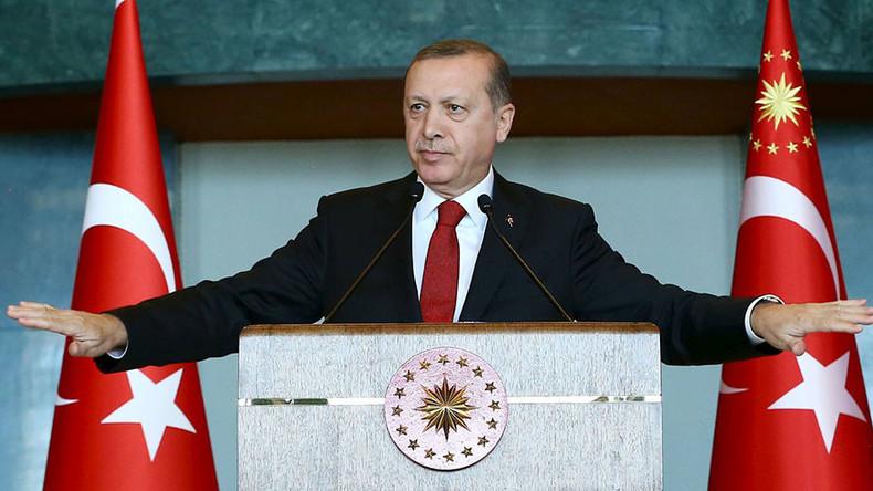 Challenge Turkey's freedom of speech crackdown, writers urge Cameron