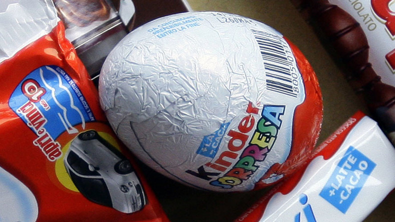 Class A Kinder surprise? Eggs 'stuffed with cocaine' found stashed in London pub
