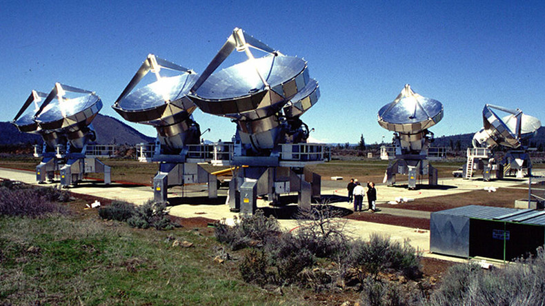 Famous 'Wow!' signal could be from comets, not aliens