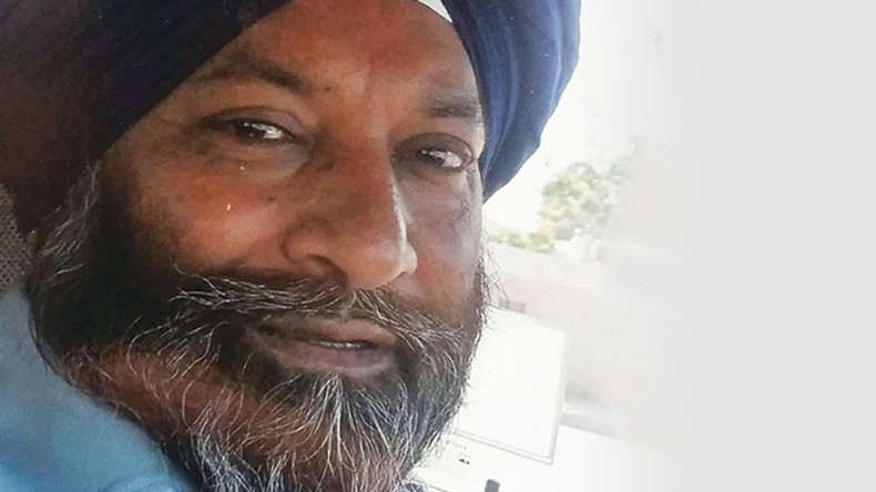 'Hate crime evidence': Sikh advocacy group criticizes LA authorities over bus driver attack