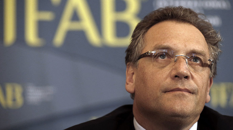 Valcke fired as FIFA desperate for reform ahead of Feb elections