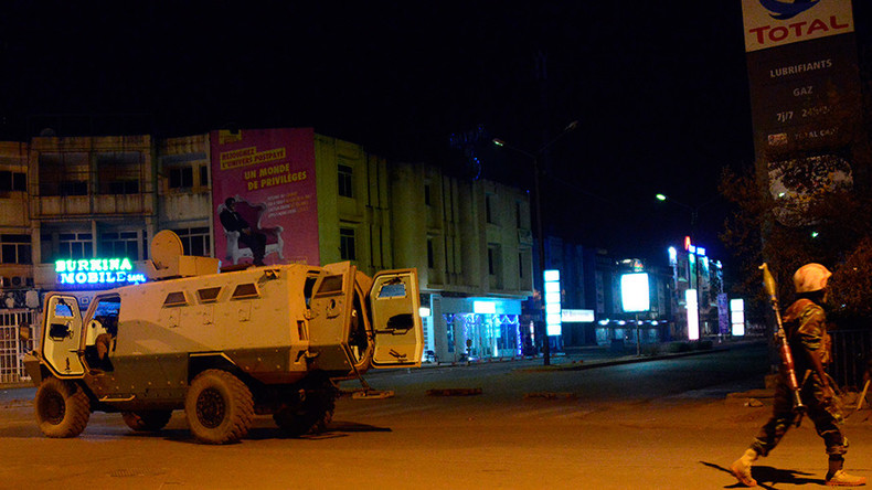 Burkina Faso hostage siege over: 126 freed, at least 23 killed in Islamist attack