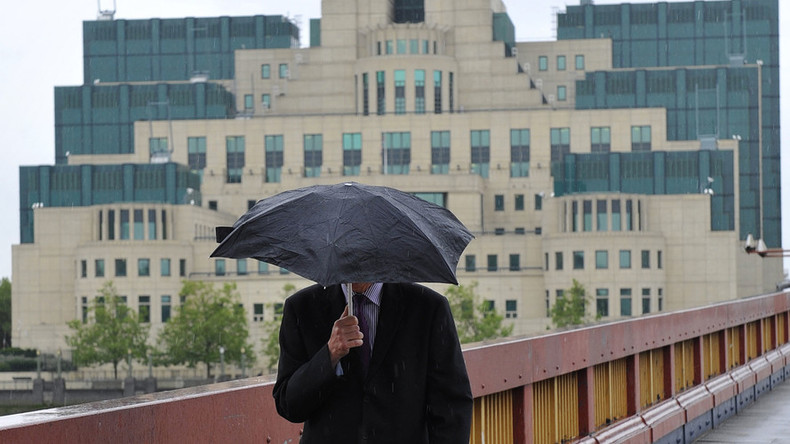 MI6 and 'overseas terrorism': A special relationship