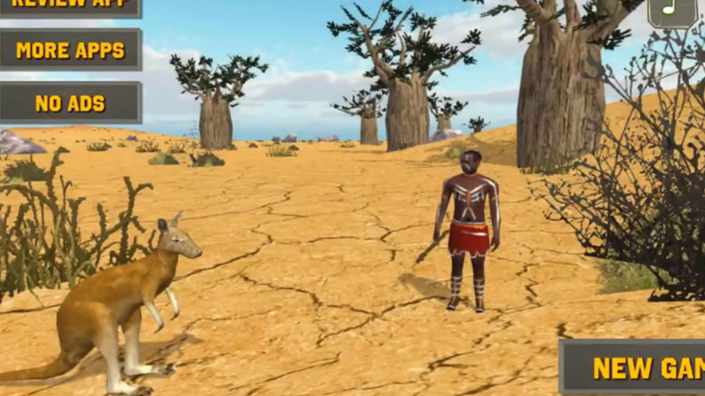 App rewarding players for 'killing' Australian aborigines banned by Google, Apple