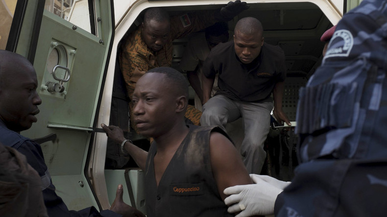 'Jihadist African revival started by NATO misadventure in Libya'