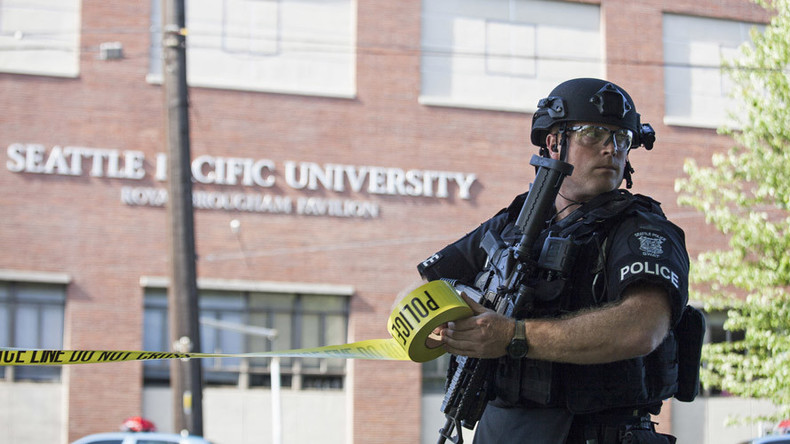 Seattle Pacific University campus briefly put on lockdown after reports of gunman chasing woman