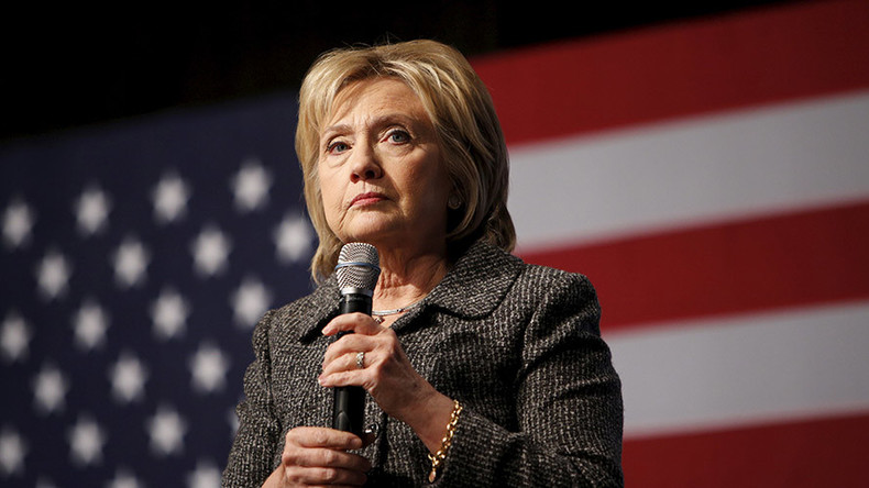 Hillary Clinton calls for new Iran sanctions due to missile test
