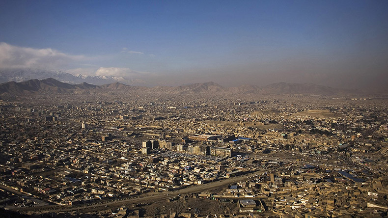 Italian embassy feared hit by rocket as blast heard in Kabul