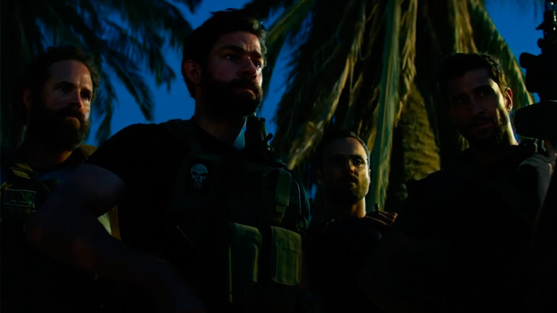 '13 Hours': Benghazi movie makes for a political show
