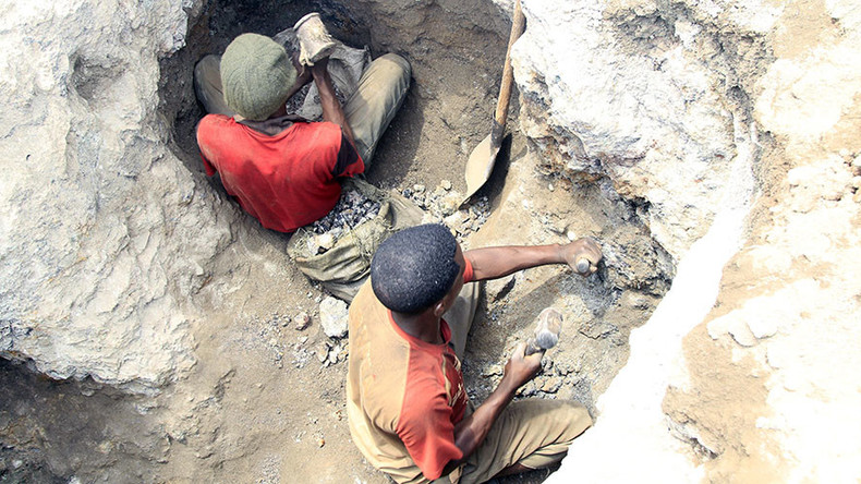 Apple, Microsoft allegedly use cobalt sourced from child labor in DR Congo – Amnesty