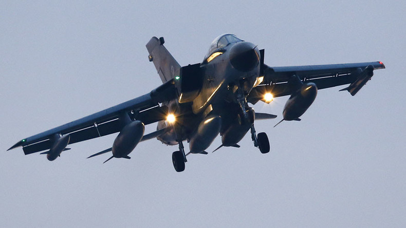 German Tornado jets can't fly night missions in Syria due to cockpit lighting problem – Bild