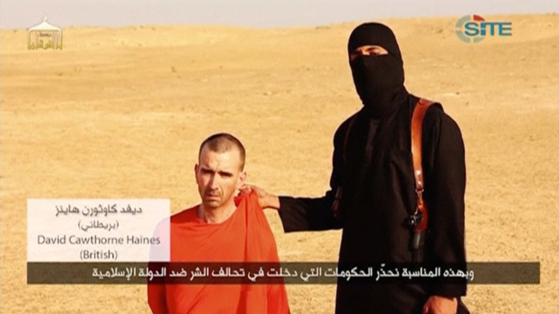 ISIS confirms 'Jihadi John' is dead