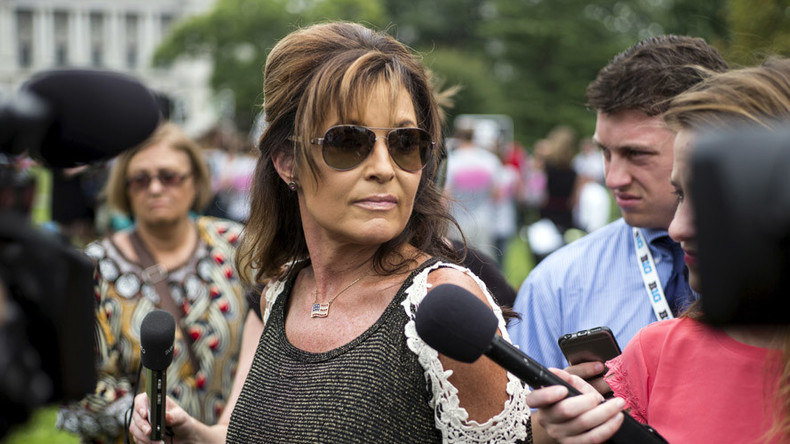 Sarah Palin endorses Trump for president: 5 dramatic quotes from both politicians