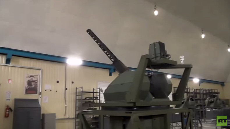 Russian military to test 'small & swift' remote-controlled mini-turret