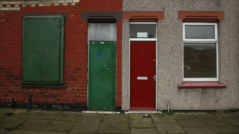 Red doors stigmatize asylum seekers, residents claim