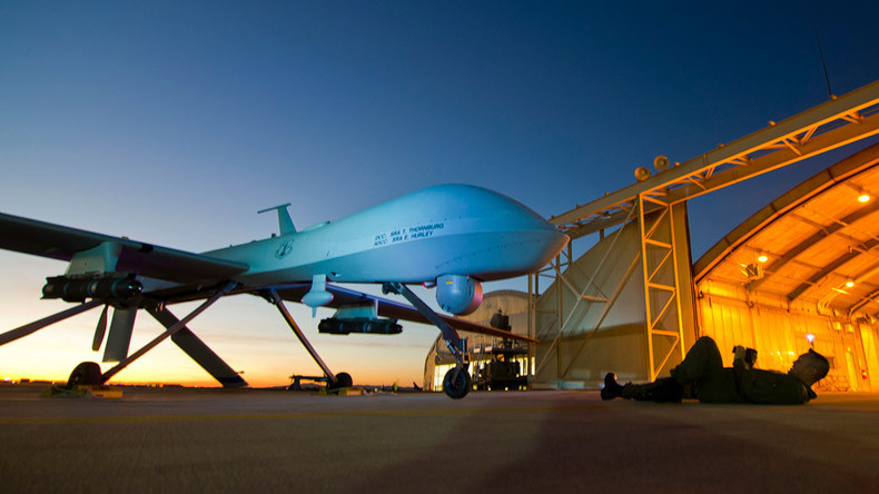 US Air Force drone tech crashing in record numbers