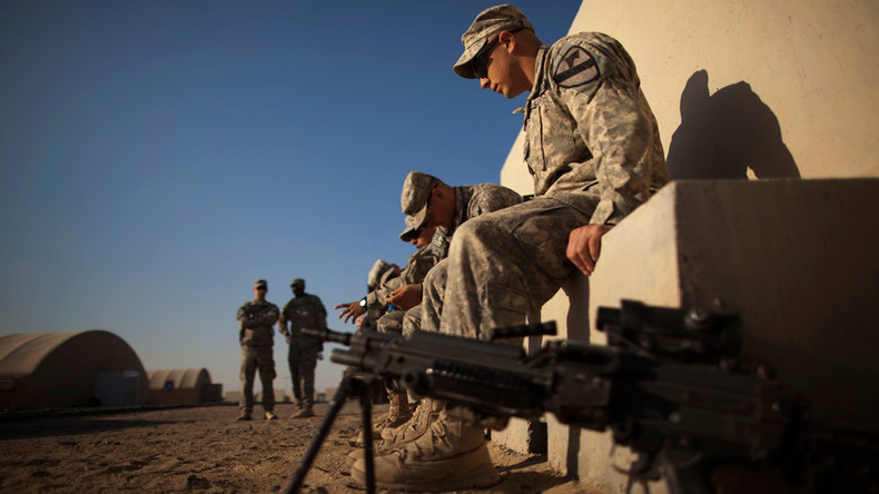 Pentagon to increase number of US troops in Iraq; Carter discusses 'accelerating' ISIS campaign
