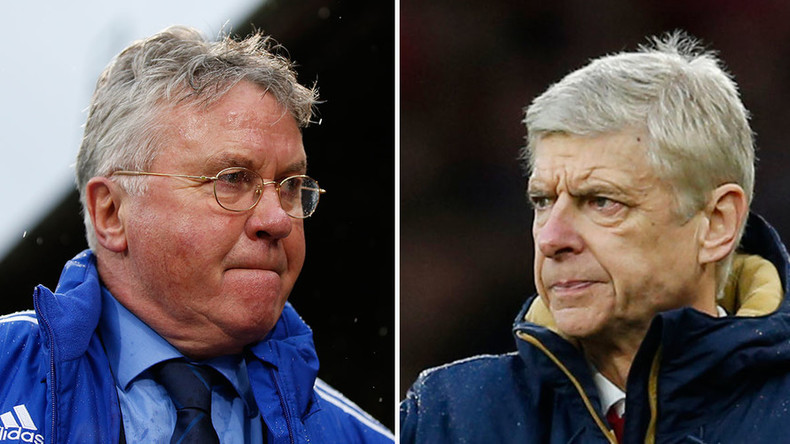Arsenal v Chelsea: London rivals on opposite trajectories