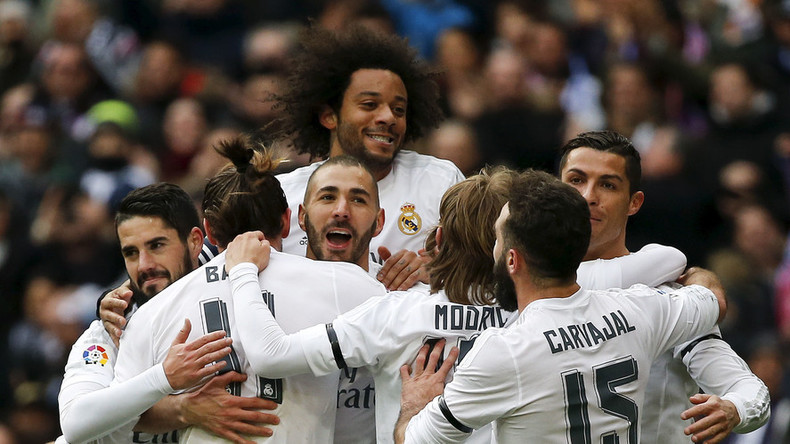 Football's oligarchs: Real Madrid top money league, Man Utd may overtake next year