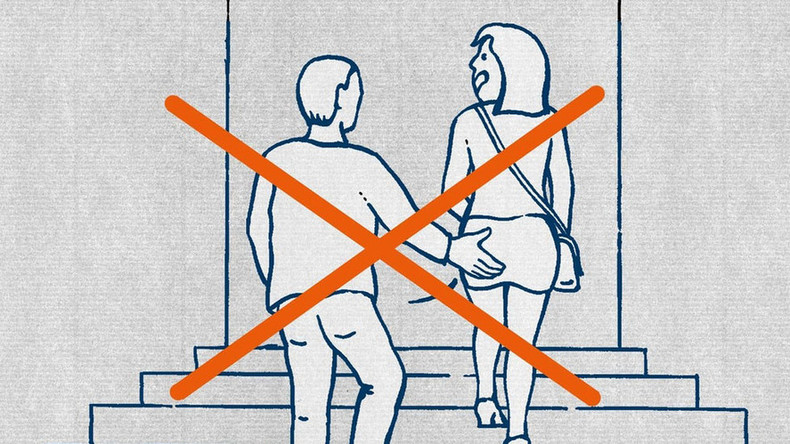 Twitter users mock 'integration safety' guide for refugees with behavior tips for Germany