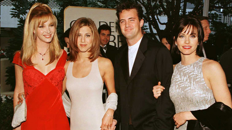 The one with the robot writer: Software generates new 'Friends' episodes