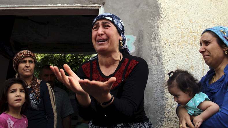 Turkish security op, curfew in Kurdish areas puts 200,000 people at risk – Amnesty Intl.