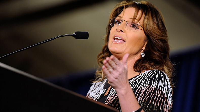 Veterans turn on Sarah Palin for blaming her son's domestic violence on PTSD