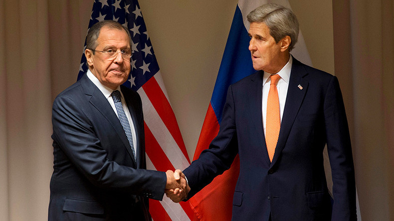 Russia, US agree to have 2 rebel delegations at Syria peace talks - reports