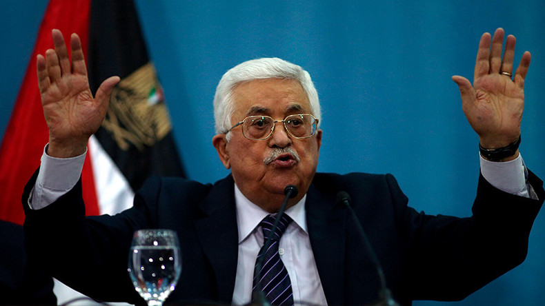 Abbas steps up security against Palestinian armed attackers, calls for 'peaceful uprising'